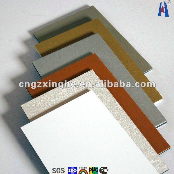 Bad kunststoff wandpaneele aluminium verbundplatte for Panneaux composite pour salle de bain