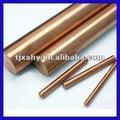 Haute barre d'en cuivre de béryllium de dureté