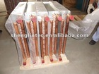 Customized Copper Tube Hydrophilic Aluminum Fin Heat Exchanger For Air Handling Unit