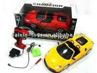 EN71 Standard 1 10 scale model cars