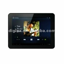 9.7 inch android 4.0 3g branded tablet pc sim card slot