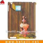 for ipad 3 pc case ,good quality,factory price cartoon cover (FDA,BV passed)