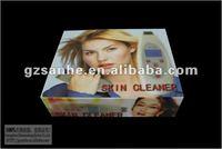 handheld lcd ultrasonic sonic skin pore cleaner
