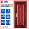 soundproof decorative steel interior doors (QH-0128)