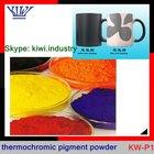 thermochromic pigment ,color change pigment