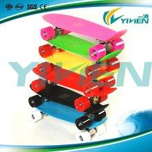 2012 new penny four pu wheel pp fish skateboard