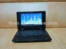 7 inch VIA8850 android 4.0 cortex-A9 512M/4G flash Wifi&HDMI&Camera roll top laptop price