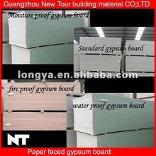 waterproof sound absorption gypsum board drywall
