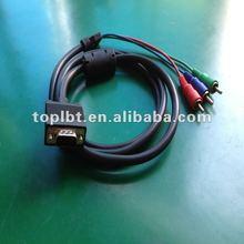 1.5m VGA to RCA Splitter Converter Cable