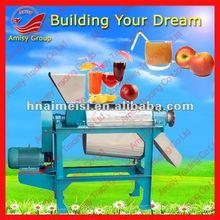 extracteur industriel de jus de pomme d'acier inoxydable de qualité