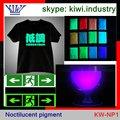 pigmentos fosforescentes