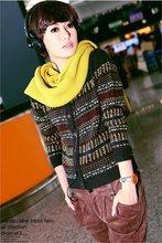 Las ventas caliente bufanda 100% chal de lana