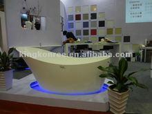2012 Italian Design acylic free standing bathtub