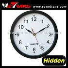 WETRANS Real Wall Clock Hidden Camera CCTV System