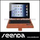 New Release smart cover keyboard case for ipad 4