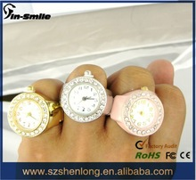 men finger ring watch and time