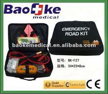 emergency road kit for car