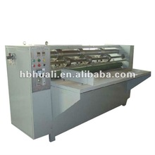 SBF series Thin-blade paperboard separating and line pressing machine/carton box packaging equipment