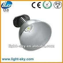 100W led hi bay lamp of aluminium reflector