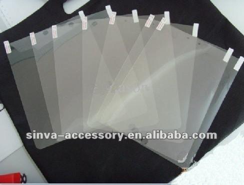Neues Blendschutz-/antifingerprint/freier Schirmschutz für IPad Mini