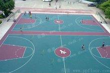 PP interlocking sports surface