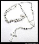 CCB Rosary Genuine Divine Child Cross Crucifix Necklac