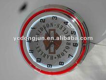 """19"""" Neon Clock"""