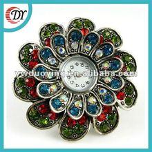 Bague Montre Finger Ring Clock YDR0041