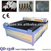 co2 die board laser cutting machine/laser equipment QD-1318
