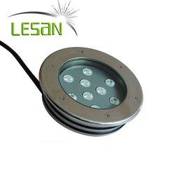 IP68 9*1W 24v dc led lighting pool