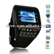 Cheap 1.33 Inch Dual SIM Watch Phone Q7 with Keypad