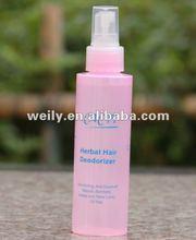 hair deodorizer herbal