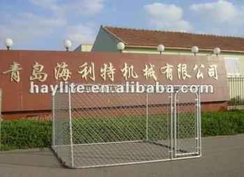 welded mesh dog kennel