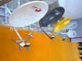 Ku - banda de la antena parabólica ( todos los tamaños )