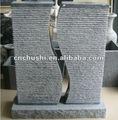 nova 2013 granie vidro de água fonte de parede