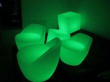 Led bar chair,bar furniture set light,light chair and sofa