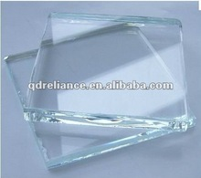 ultra clear tempered glass/architectural glass/table glass