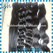 2012 Popular quality uzbekistan hair with best price