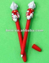 penguin polymer clay ballpoint pen