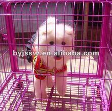 metal wire mesh pet carrier