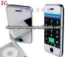 Mirror Screen protector for Sonyericsson XPERIA X10 /HTC HD2