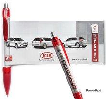 New design retractable banner pens