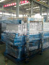 Gypsum block equipment