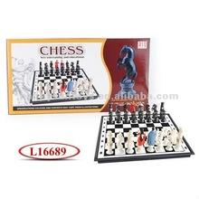 Kids Folding International Chess Game L16688