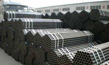 welded steel fluid pipe for industry