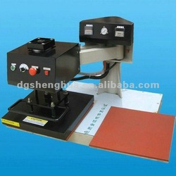 Automatic Double Platen Sway T-shirt Printer