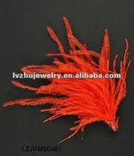 pheasant feathers clips & pins LZJXM00461