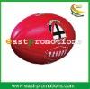 rugby shape PU anti stress toy ball