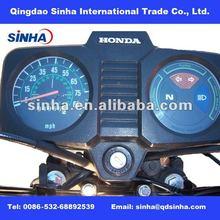 New style CB125 motorcycle digital speedometer