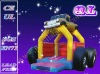 2012 (Qi Ling) commercial inflatable truck bouncer